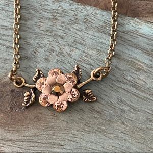 Michal Negrin Flower Necklace